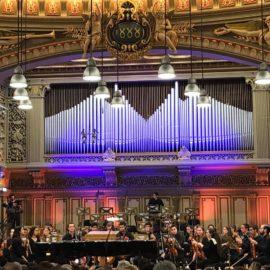 """Orchestra Națională de Tineret a Portugaliei -""""Capodopere beethoveniene"""" la Ateneul Român – 24 Iulie 2019 /19:30"""